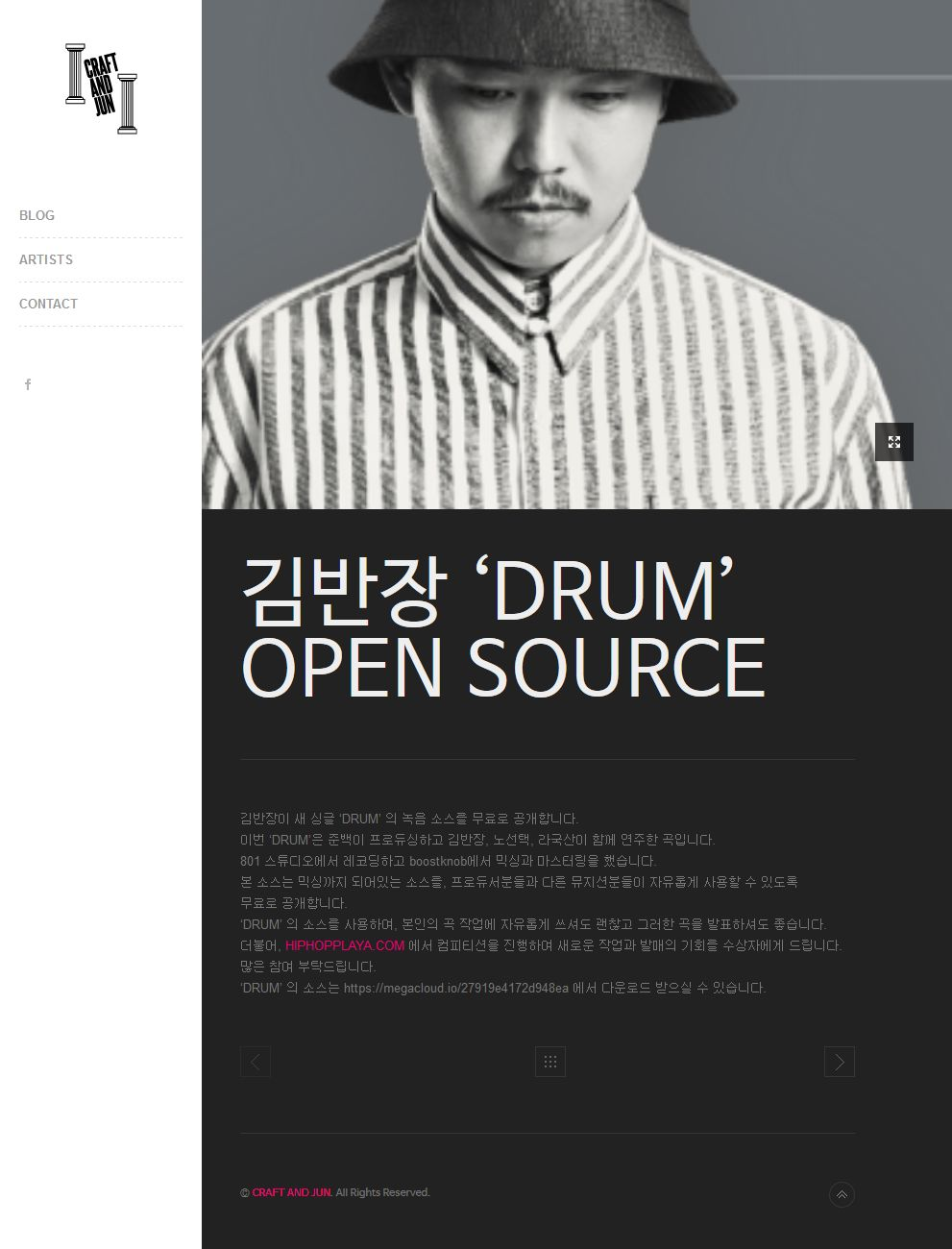 FireShot Screen Capture #016 - '김반장 'DRUM' OPEN SOURCE I CRAFT AND JUN' - craftandjun_com_portfolio_김반장-drum-open-source.jpg